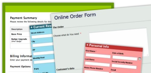 Making Better Website Forms