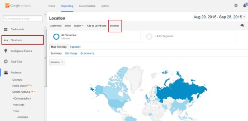 2 Top Tips For Making Working With Google Analytics Easier
